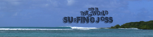The World of Surfingjoss