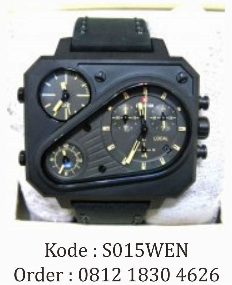 0812 1830 4626 | Jual Jam Tangan Expedition 6616 Full Black