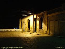 Antonina à noite.