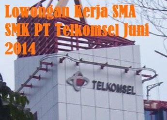 Loker Telkomsel