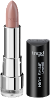 Preview: Die neue dm-Marke trend IT UP - High Shine Lipstick 030 - www.annitschkasblog.de