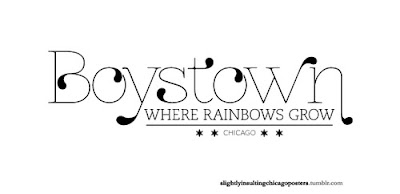 Boystown Where Rainbows Grow