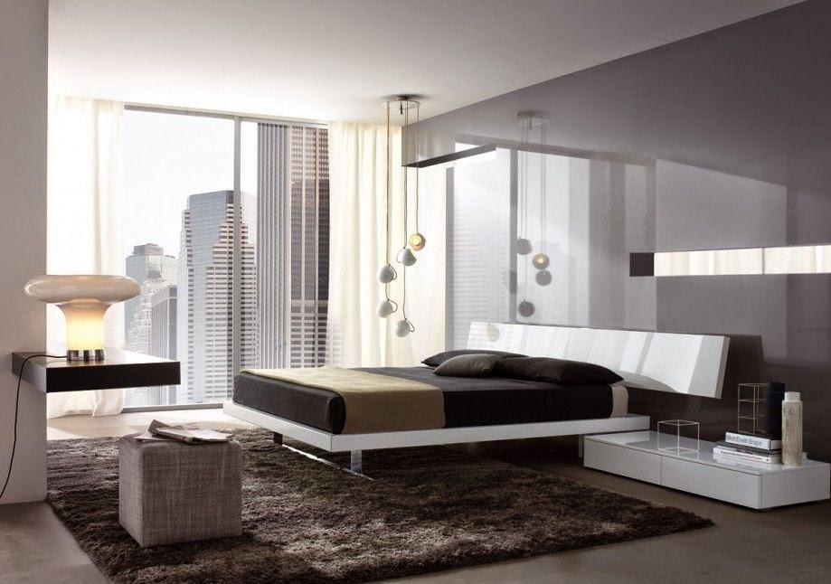 Foto Kamar Tidur Minimalis Modern Desain Simple Bedroom