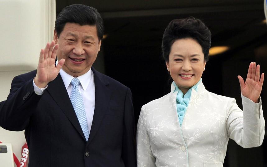 china consolidating power
