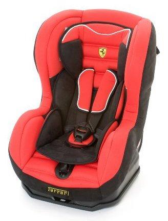 Ferrari silla infantil