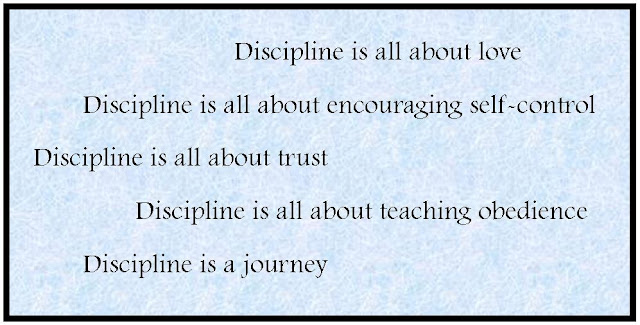 essay on discipline is necessary