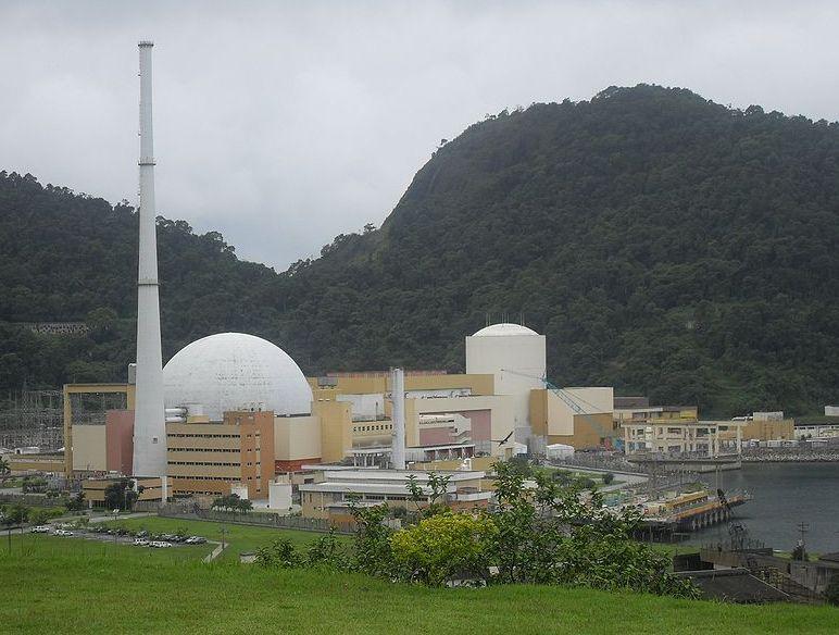 produção de energia nuclear é uma forma de se obter energia