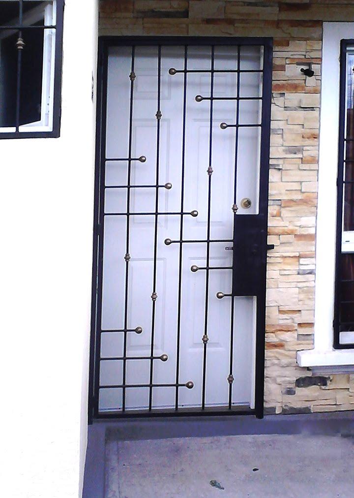 Puertas modernas de herreria tattoo design bild - Puertas herreria ...
