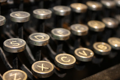 typewriter, writing tips, fiction, author, middle grade novel