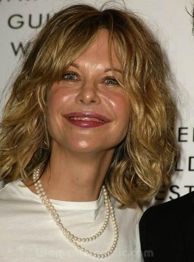 meg ryan after her career has stalled.