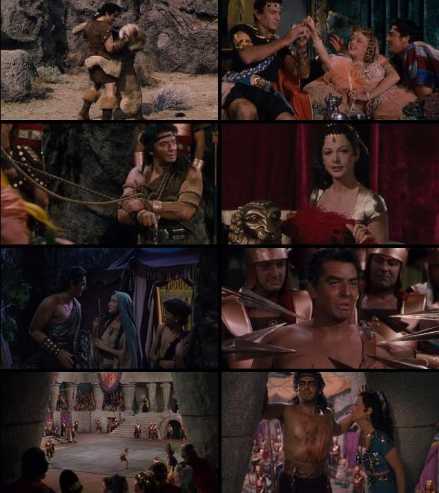 Samson and Delilah 1949 Dual Audio Hindi 720p DVDRip