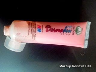 Dermadew Caloe Lotion Review