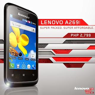 Lenovo A269i