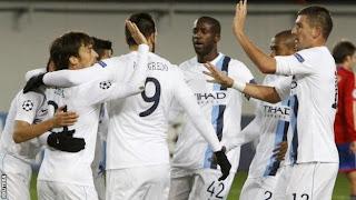 Le CSKA Moscou enfonce Manchester City 1-2 !