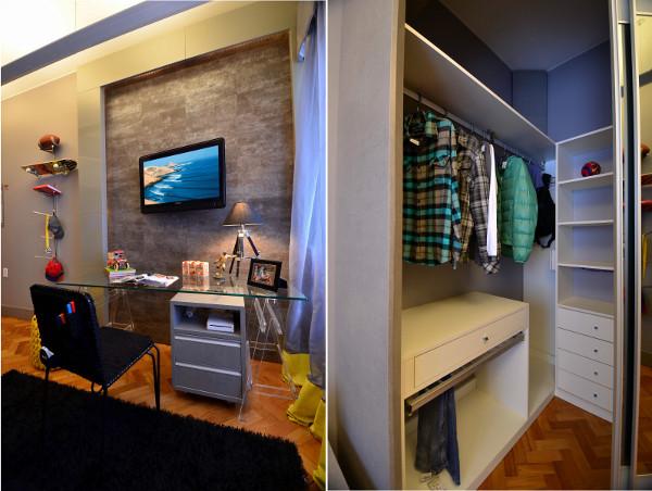 Cuarto para joven adolescente dormitorios fotos de for Como decorar una habitacion de estudio