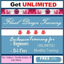 Flower Design Training- Your New Career Opportunity