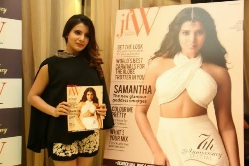 Samantha Latest Photoshoot | JFW Magazine | Hot Stills