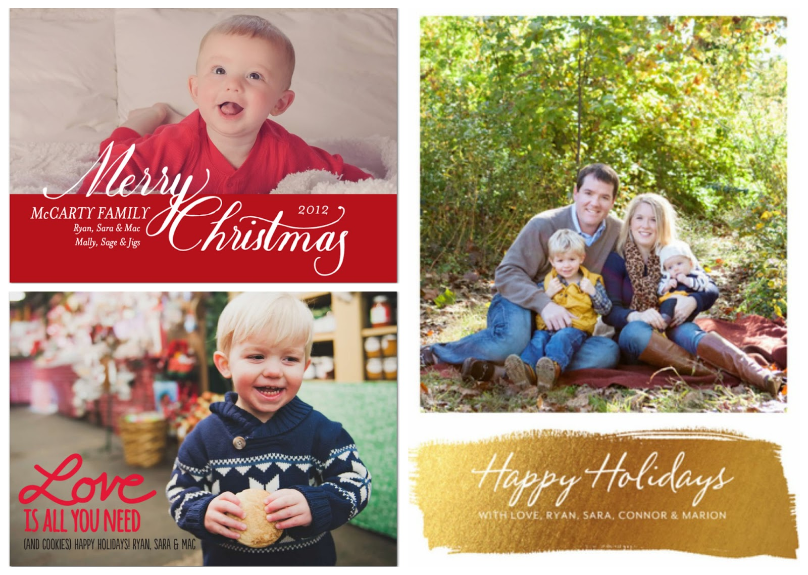 Running from the Law: The Great Christmas Card Debacle of 2015