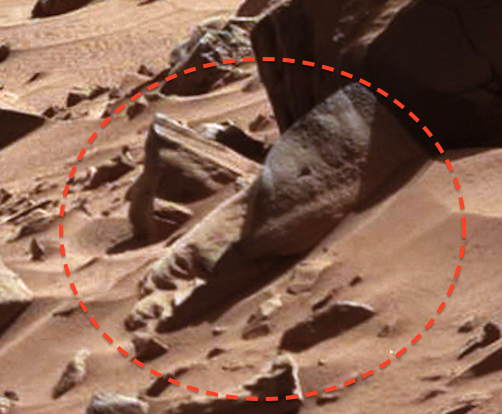 Aliens found on Mars
