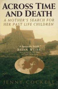 Book Across Time Death Mothers Seach for Her Past - Jenny Cockell