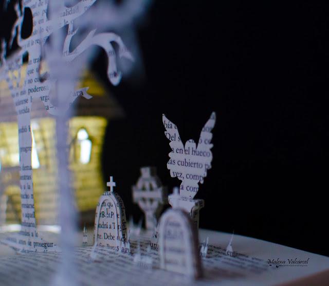 Book-Art-Halloween-paper-art
