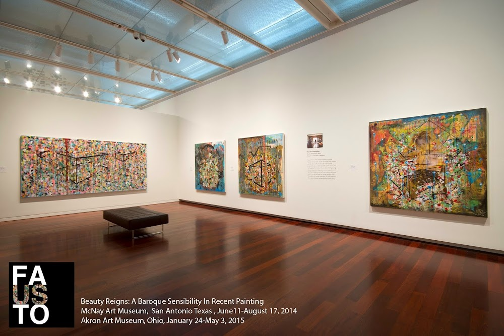 Fausto Fernandez Paintings