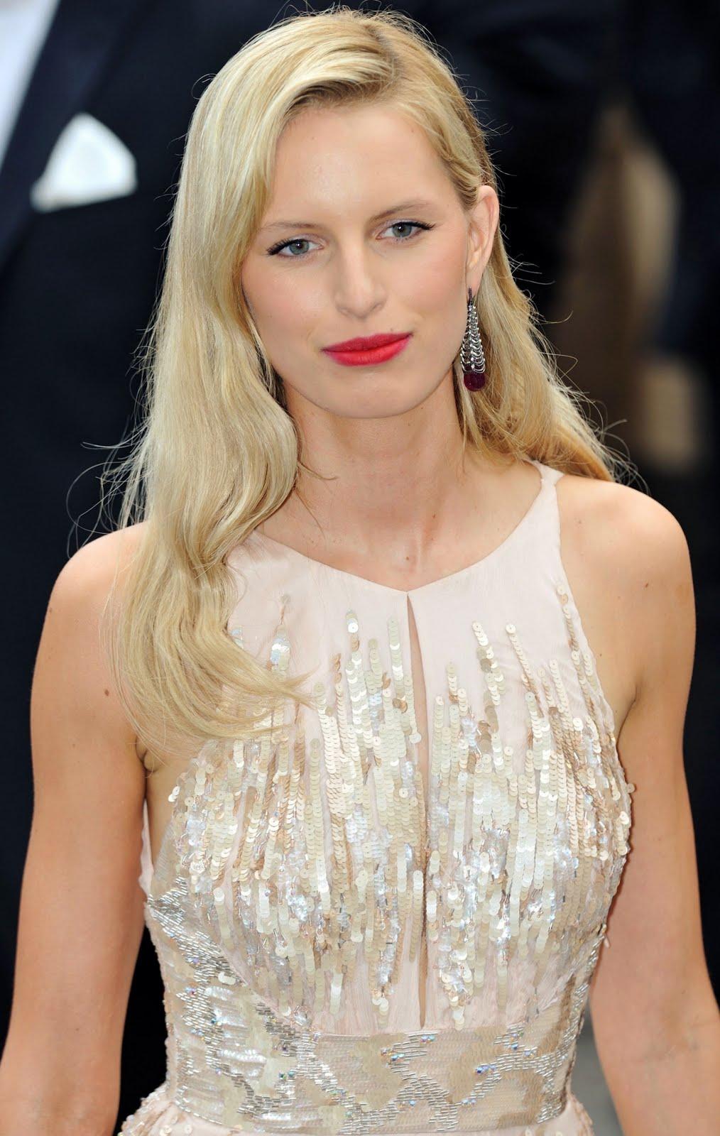 Celebrity Press: Karolina Kurkova (@ the screening of the