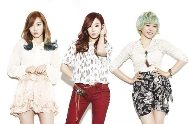 Foro gratis : SONEs Dreams - Portal Taeyeon+tiffany+sunny+to+sing+national+anthem+on+mlb+game