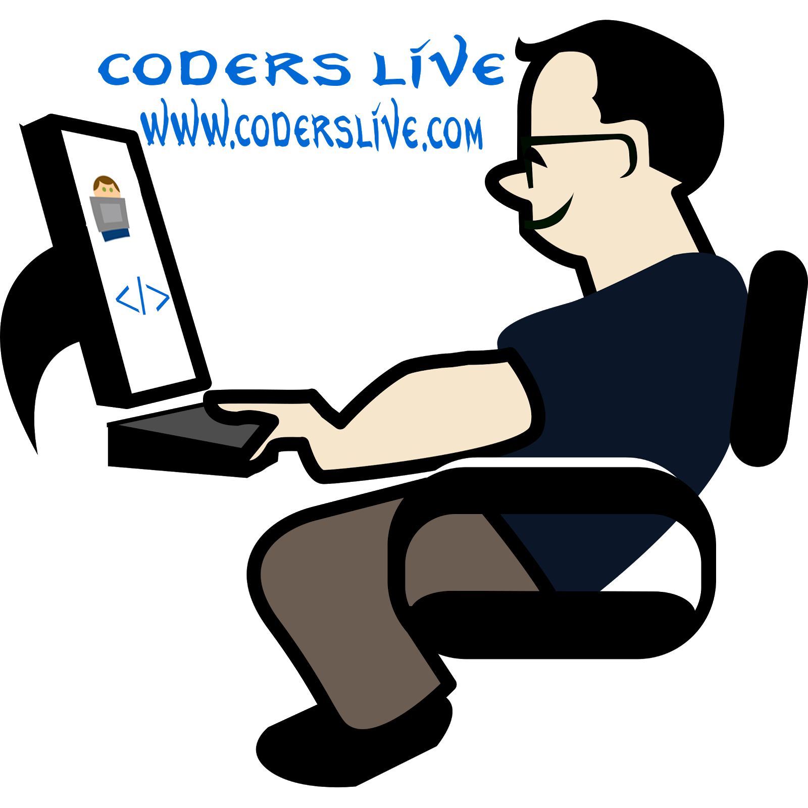 it coders live
