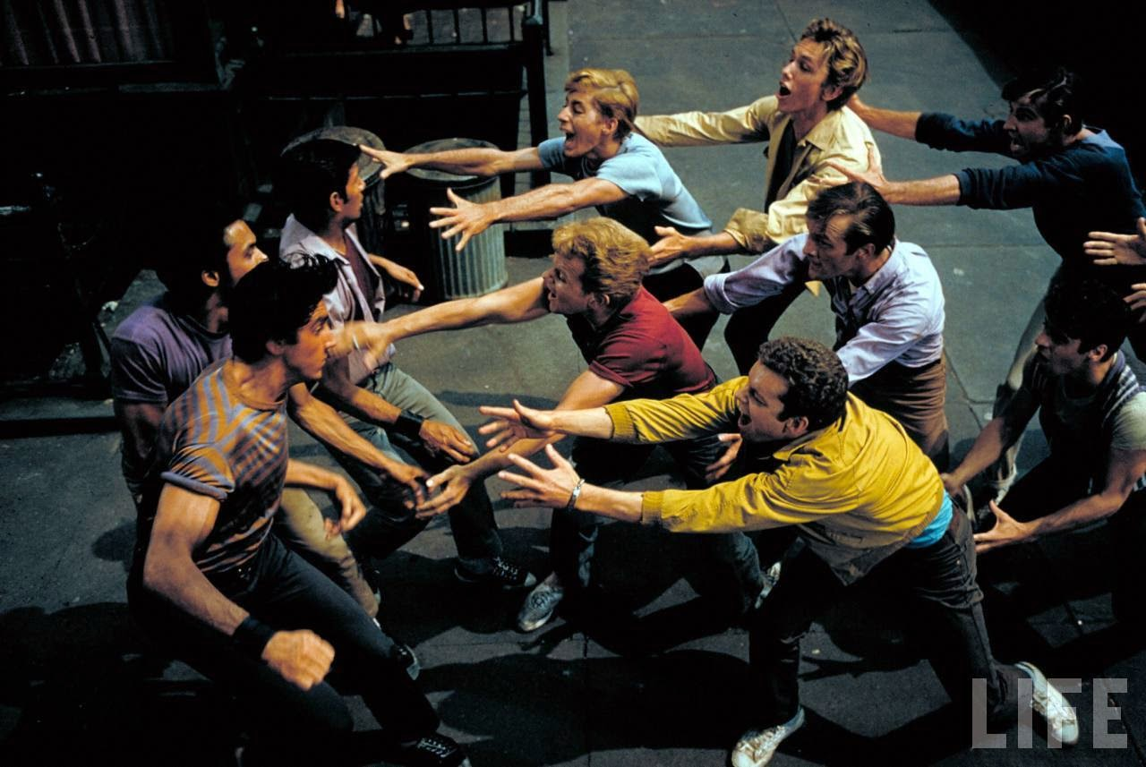 Riff West Side Story
