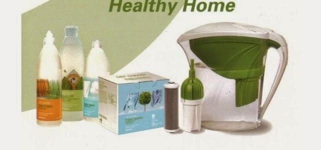 sistem pencucian shaklee lembut pada tangan dan tidak mengandungi bahan berbahaya