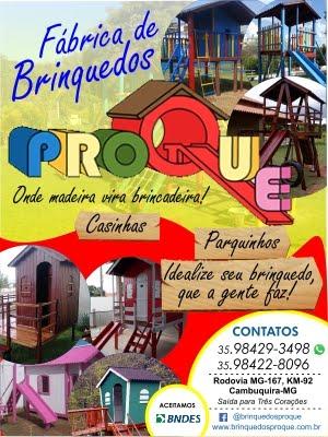 FABRICA DE BRINQUEDOS PROQUE