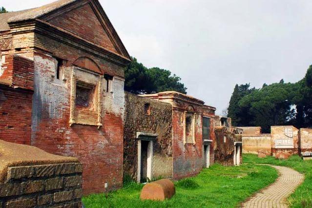 La Necropoli di Porto: visita guidata dell'area archeologica dell'Isola Sacra