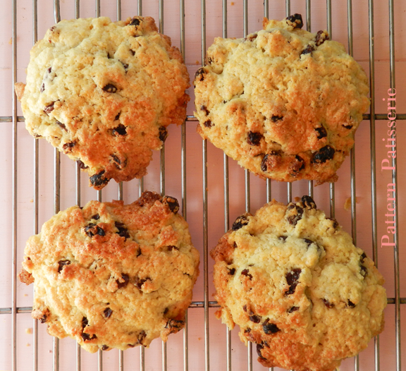 how to make rock cakes recipe