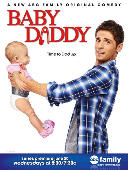 Bố trẻ phần 1Baby Daddy Season 1