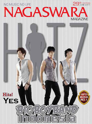 Hitz boyband, personil HITZ, yes yes yes, lee jeong hoon, lee jung hun, lee jung hon