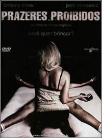 Prazeres Proibidos Dublado RMVB + AVI DVDRip