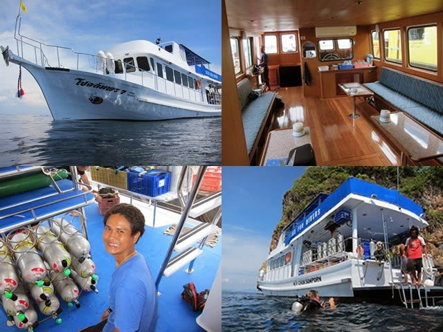Diving Khao lak Summer Special 2014