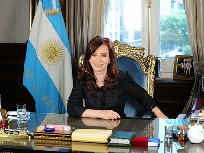 US could topple my government, kill me: Argentina's Kirchner