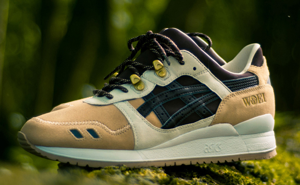 Asics Gel Lyte III high España