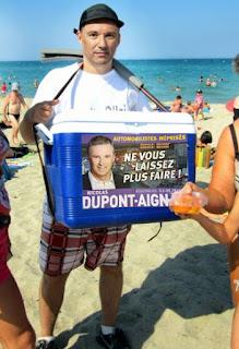 Nicolas Dupont-Aignan, mon héros punk