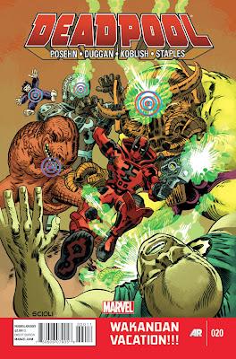 Deadpool 20