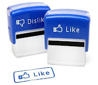 Facebook LIKE stamp