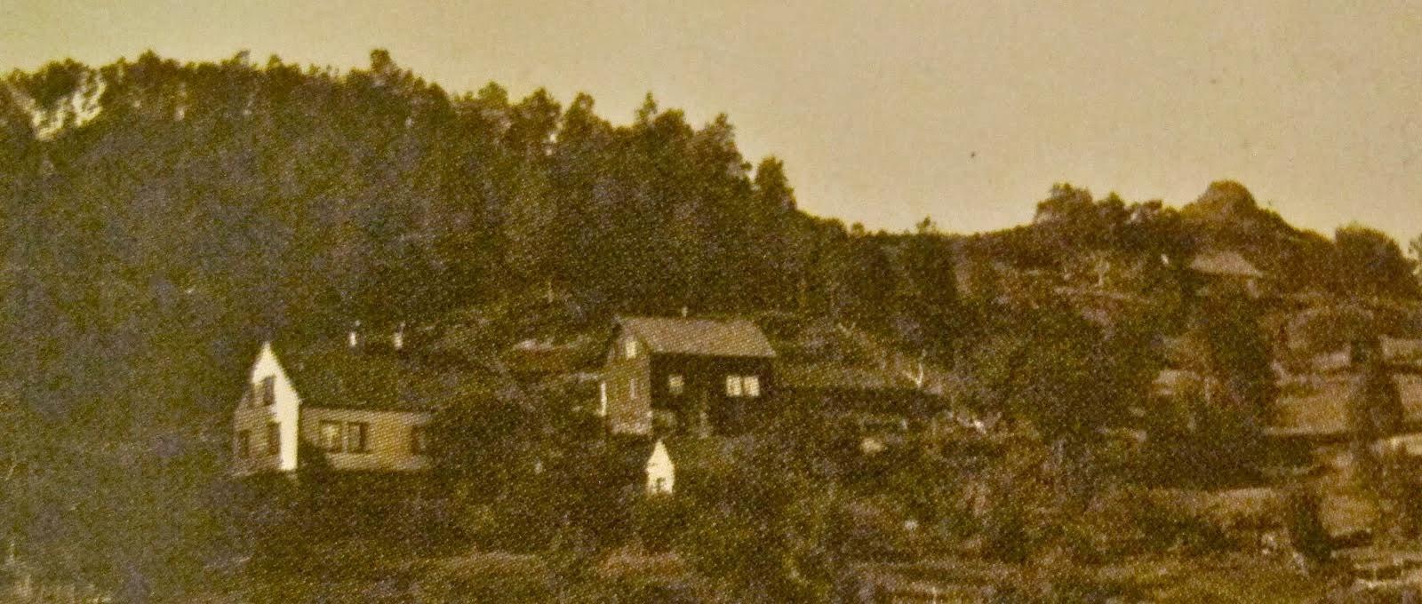 Nedre Eskeland i eldre tider