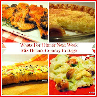 Whats For Dinner Next Week 1-31-16 to 2-6-16