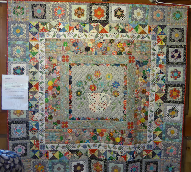 Quilts in the Barn 2016