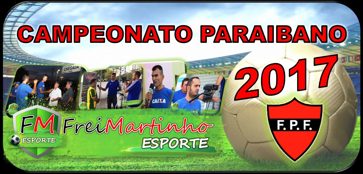CAMPEONATO PARAIBANO 2017