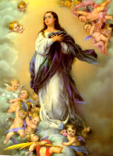 Nossa Senhora do imaculado Coração