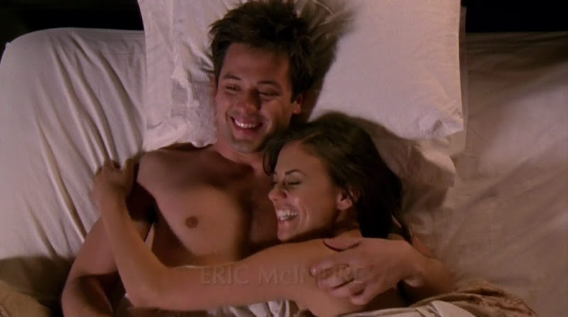 Stephen Colletti Shirtless on One Tree Hill s8e20