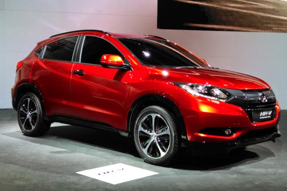 Penjualan Mobil HR-V Laris , Honda Tingkatkan Produksi